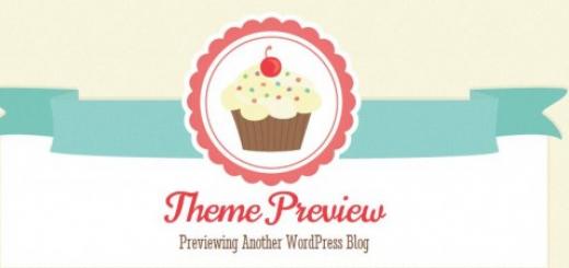 theme preview