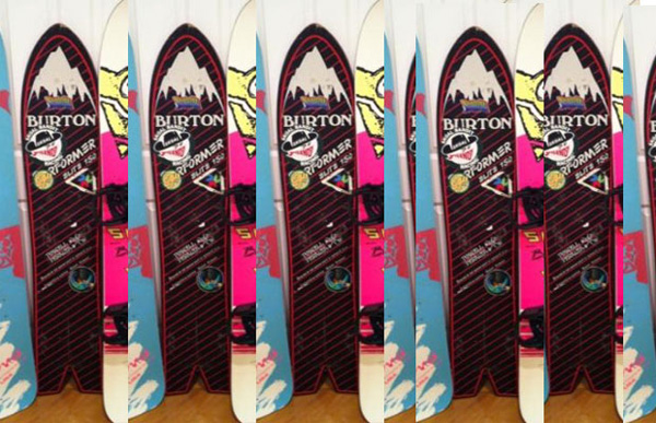 Top 10 Snowboard Designs Of This Season