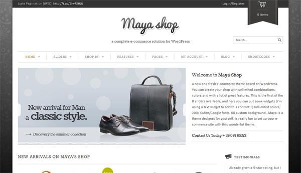 Maya Shop