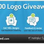 CrazyLeaf Design and DesignCrowd giveaway