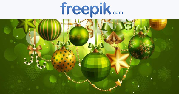 Freepik Christmas Vectors