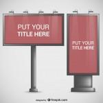 Billboard ad campaigns