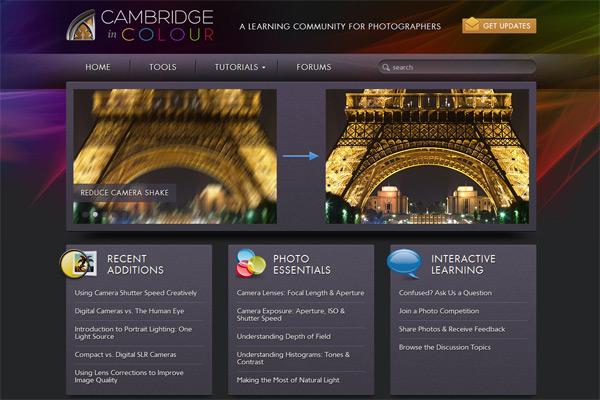 Cambridge in Color