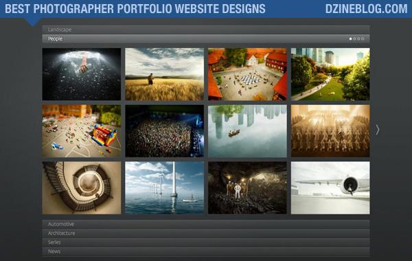 Show only best designs in portfolio
