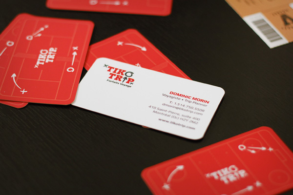 20+ Double Sided Business Cards for Inspiration