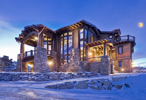 Beautiful Ski House
