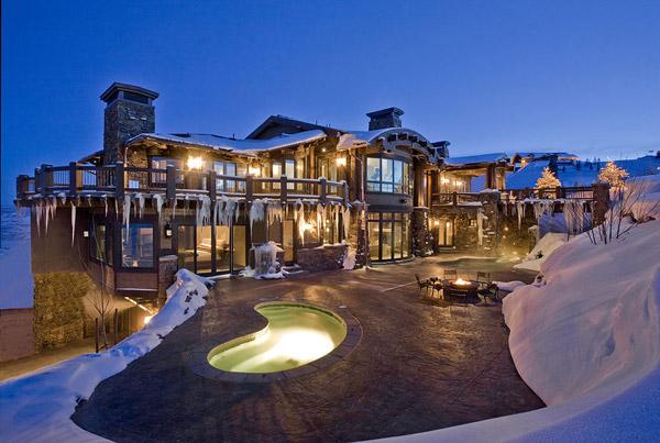 Beautiful Ski House