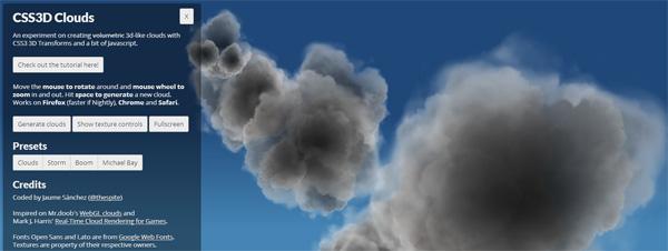 3D Sotrm Clouds