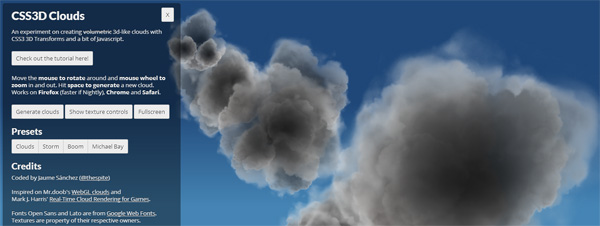 3D Sotrm Clouds