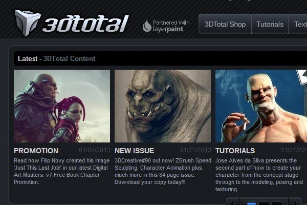 3DTotal.com