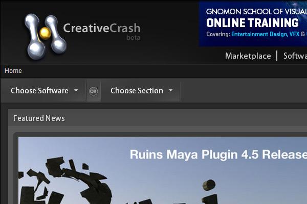 Creative Crash
