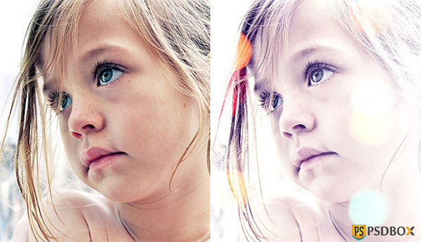 Personal Photos Retouch Tutorial