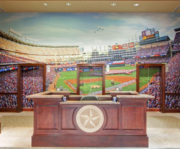 Rangers Lobby