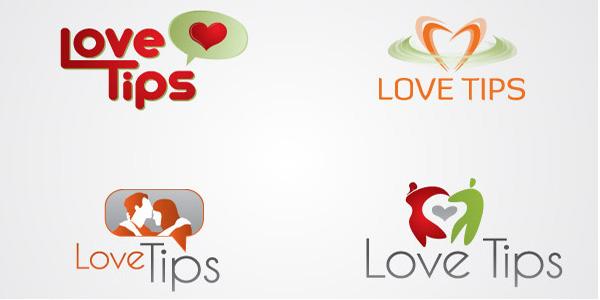 Valentine's Day Logos