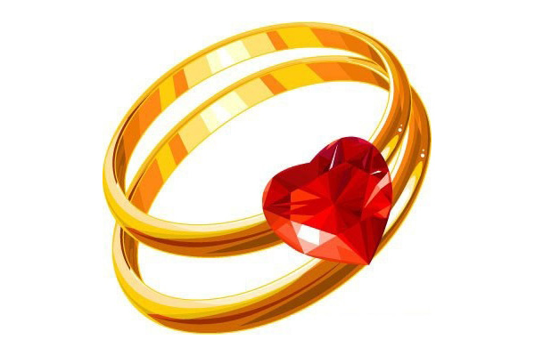 Valentine's Day Ring