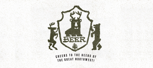 Beers Of The NW Logo