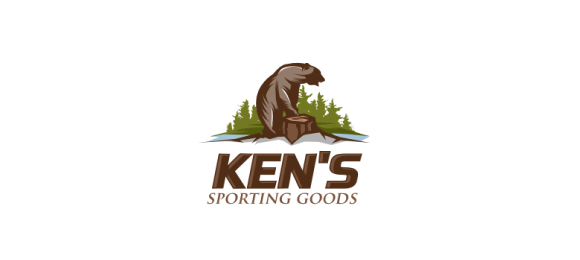 Ken's Sporting Goods Logo