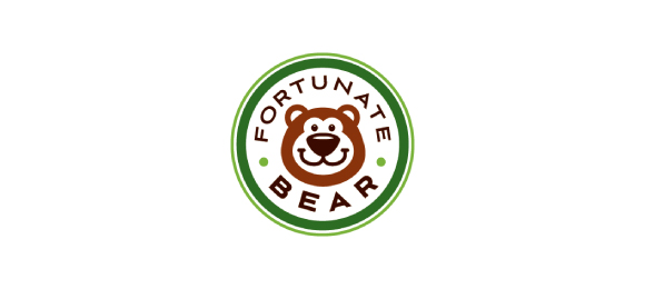 Fortunate Bear Logo