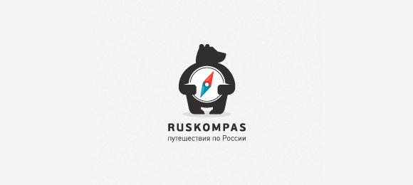 RusKompas Logo