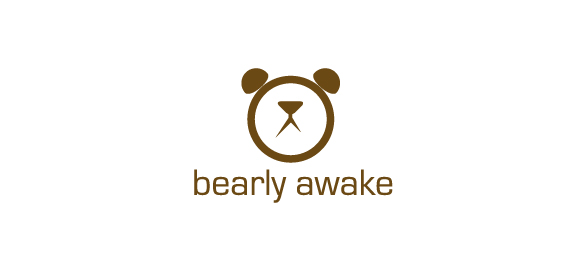 Bearly Awake Logo