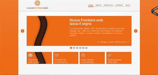Nuove Frontiere