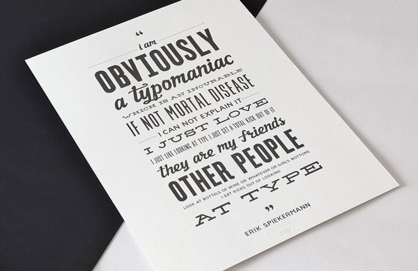 Typography Designs and Inspiration 7