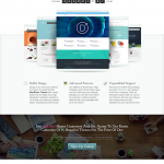 elegant themes homepage