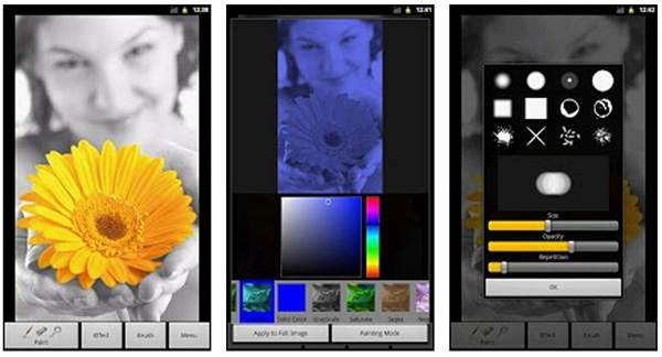 Photo Editing App for Android