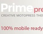 Primepress logo
