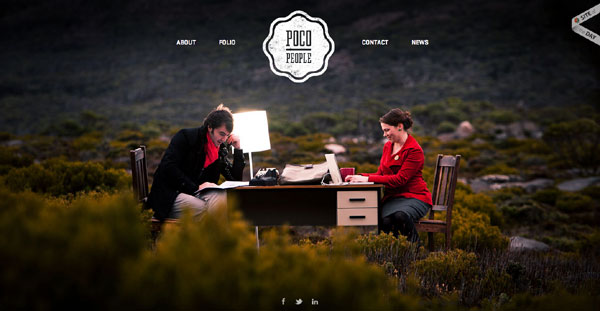 40 Examples of Beautiful Websites with full screen background