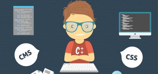 a web programmer