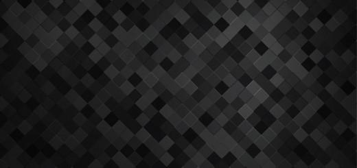 Black pixels image