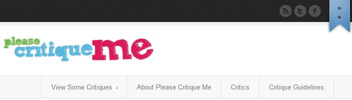 Please Critique Me