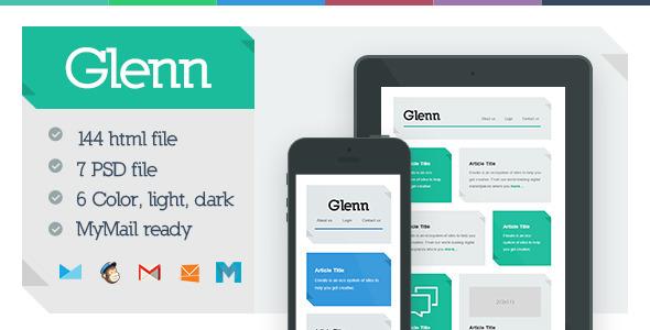 Glenn Email Template