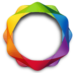 multicolored PixelKit logo