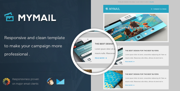 MyMail Email Newsletter Template