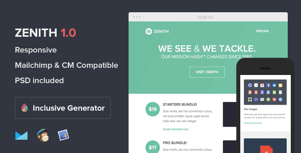 40+ Cool Email Newsletter Templates ( For Free )