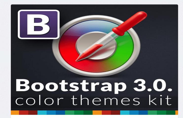 vibrant bootstrap colors
