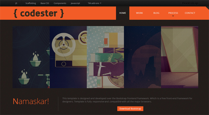 Codester HTML5 Template