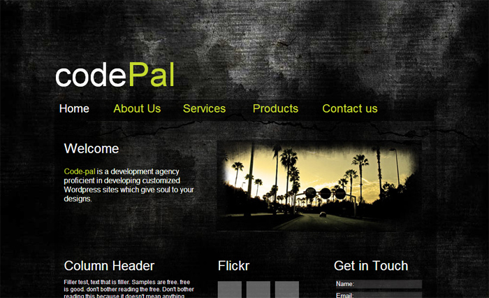 50+ Best Free HTML5 Website Templates [Preview + Download]