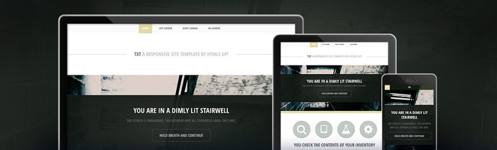 HTML5 Templates