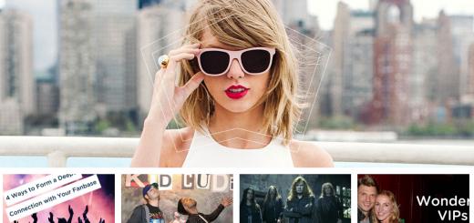 Taylor Swift on Slider