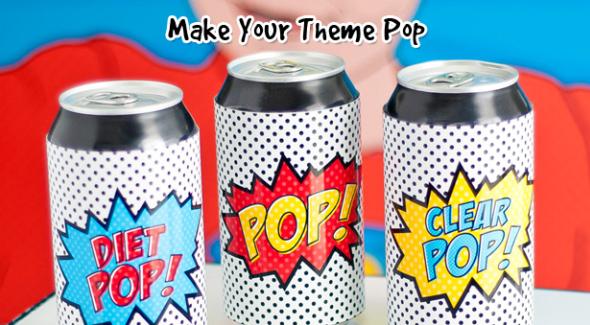 Make Your Theme Pop