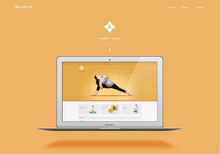 Simple - Web Design Trend 2014