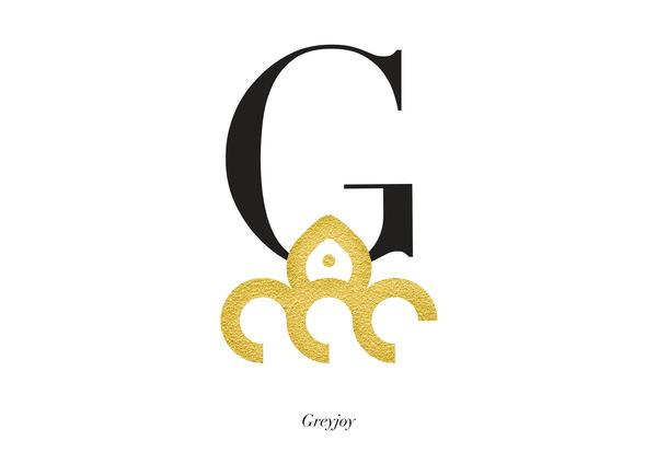 Game of Thrones Typographic Heraldry