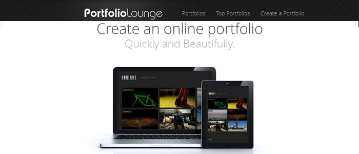 Portfolio Lounge