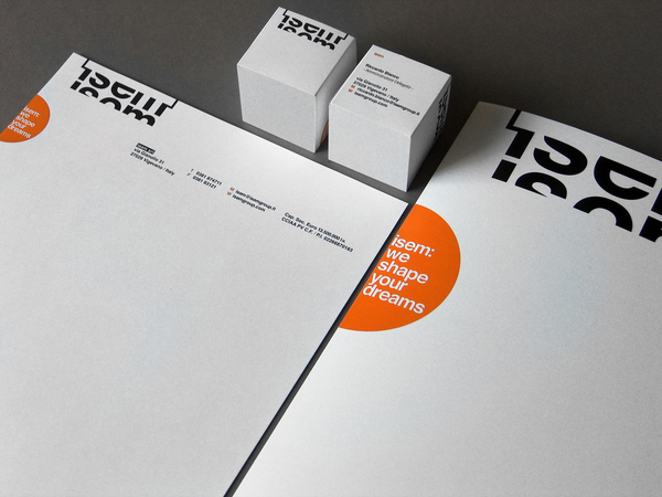 Graphic Designs by Mattia Castiglioni