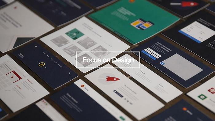 Focus on Design