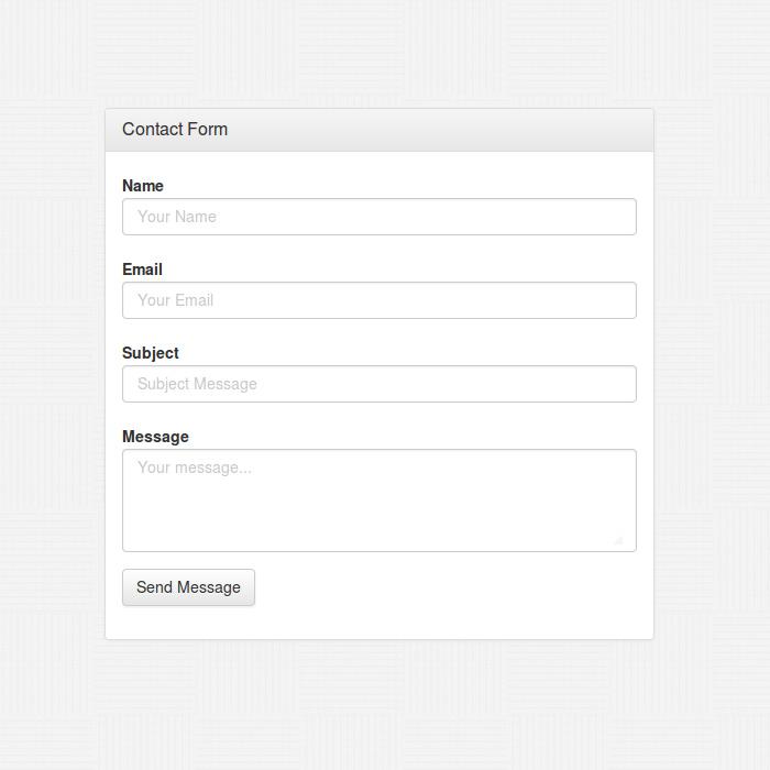 free html contact form template - Yolar.cinetonic.co