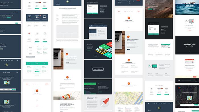 Startup Framework Design Blocks
